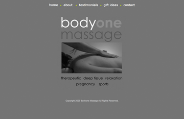 Body One Massage